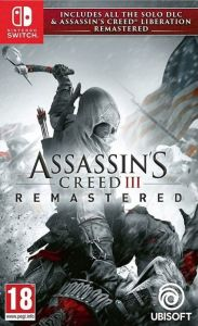 Gra Assassin's Creed III Remastered and Liberation (Nintendo Switch)