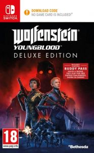 Gra Wolfenstein : Youngblood - Deluxe Edition (Switch)