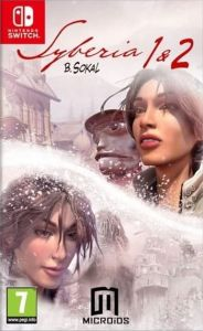 Gra Syberia 1 & 2 (Nintendo Switch)