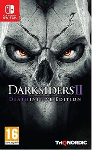 Gra Darksiders II: Deathinitive Edition (Nintendo Switch)