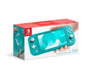 Konsola Nintendo Switch Lite - Turkusowa