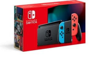 Konsola Nintendo Switch ( NEON Red-Blue Joy-Cons)