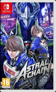 Gra Astral Chain (Nintendo Switch)