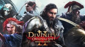 Gra Divinity: Original Sin 2 Definitive Edition (PS4)