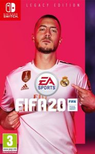 Gra FIFA 20 Legacy Edition (Nintendo Switch)