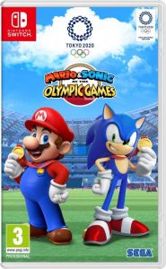 Gra Mario & Sonic at the Tokyo Olympic Game 2020 (Nintendo Switch)