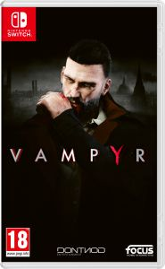Gra Vampyr (Nintendo Switch)