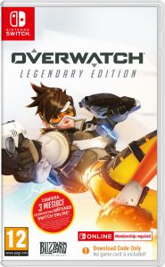 Gra Overwatch Legendary Edition (Nintendo Switch)