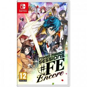 Gra Tokyo Mirage Sessions FE Encore (Nintendo Switch)