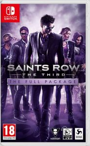 Gra Saints Row: The Third (The Full Package) (Nintendo Switch)