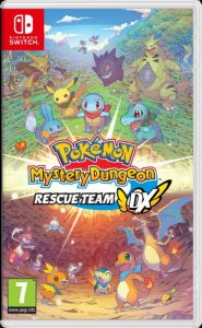 Gra Pokémon Mystery Dungeon: Rescue Team DX (Nintendo Switch)