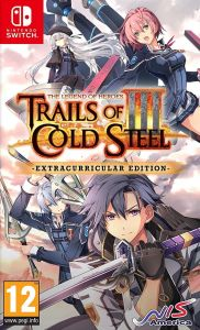 GraThe Legend of Heroes:Trails of Cold Steel III (Nintendo Switch)