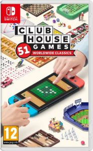 Gra Club House Games : 51 Worldwide Classic (Nintendo Switch)