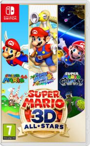Gra Super Mario 3D All Stars (Nintendo Switch)