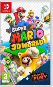 Gra Super Mario 3D World + Bowser's Fury (Nintendo Switch)