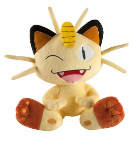 Pokemon Meowth - Pluszak
