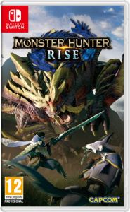 Gra Monster Hunter Rise (Nintendo Switch)