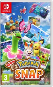 Gra New Pokémon Snap (Nintendo Switch)