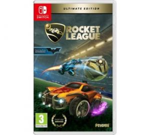 Gra Rocket League: Ultimate Edition (Nintendo Switch)