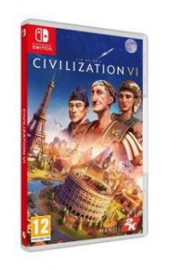 Gra Sid Meier's Civilization VI (Nintendo SWITCH)