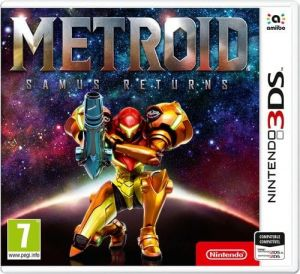 Gra Metroid: Samus Returns (Nintendo 3DS)