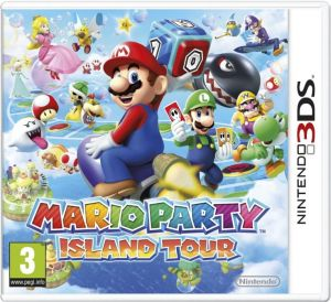 Gra Mario Party: Island Tour (3DS)