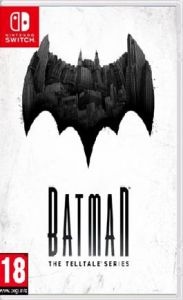 Gra Batman: A Telltale Game Series (SWITCH)