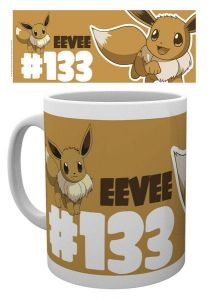 Kubek - Pokemon - 133 Eevee