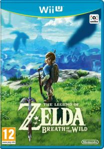 Gra The Legend of Zelda: Breath of the Wild (Nintendo WiiU)