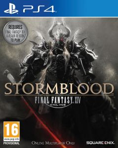 Gra Final Fantasy XIV: StormBlood (PS4)