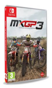Gra MXGP 3 - The Official Motocross Videogame (Nintendo Switch)