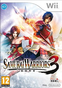 Gra Samurai Warriors 3 (Nintendo Wii)