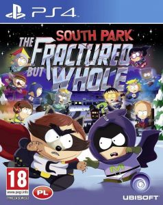 Gra South Park The Fractured But Whole - Edycja Kolekcjonerska (PS4)