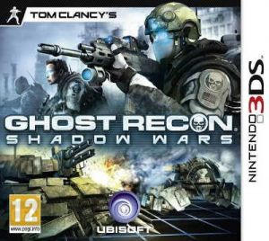 Gra Tom Clancy's Ghost Recon: Shadow Wars (Nintendo 3DS)