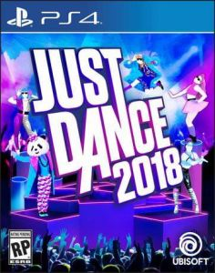 Gra Just Dance 2018 (PS4)