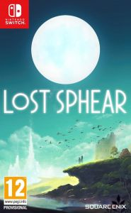 Gra Lost Sphear (Nintendo Switch)