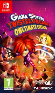 Gra Giana Sisters: Twisted Dreams - Owltimate Edition (Switch)