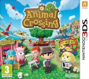 Gra Animal Crossing (3DS)