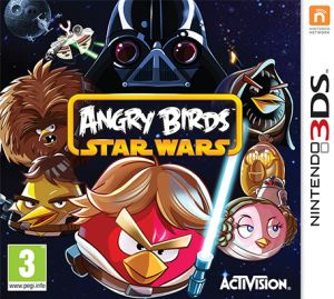 Gra Angry Birds: Star Wars (Nintendo 3DS)