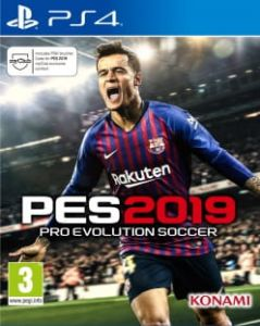 Gra Pro Evolution Soccer 2019 (PS4)