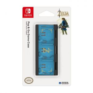 Game Card Case Pop & Go - The Legend of Zelda BOTW (Switch)