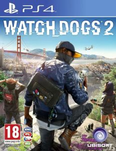 Gra Watch Dogs 2 (PS4)