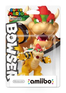 Amiibo Super Mario - Bowser