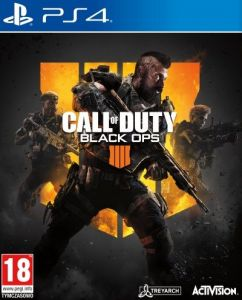 Gra Call of Duty: Black Ops 4 (PS4)