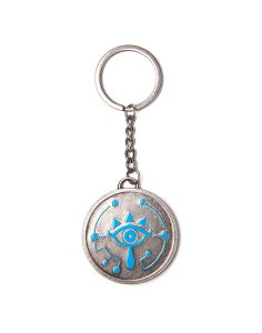 Breloczek do kluczy Nintendo - The Legend of Zelda - Breath Of The Wild - Sheikah Eye
