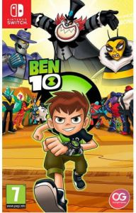 Gra Ben 10 (Nintendo Switch)