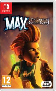 Gra Max The curse of Brotherhood  (Nintendo Switch)