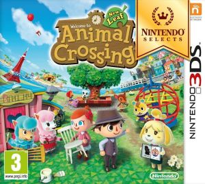 Gra Animal Crossing New Leaf (welcome Amiibo) Select (3DS)