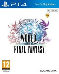 Gra World of Final Fantasy Standard Edition (PS4)