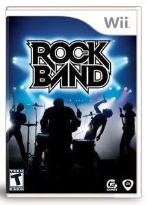 Gra Rock Band (Nintendo Wii)